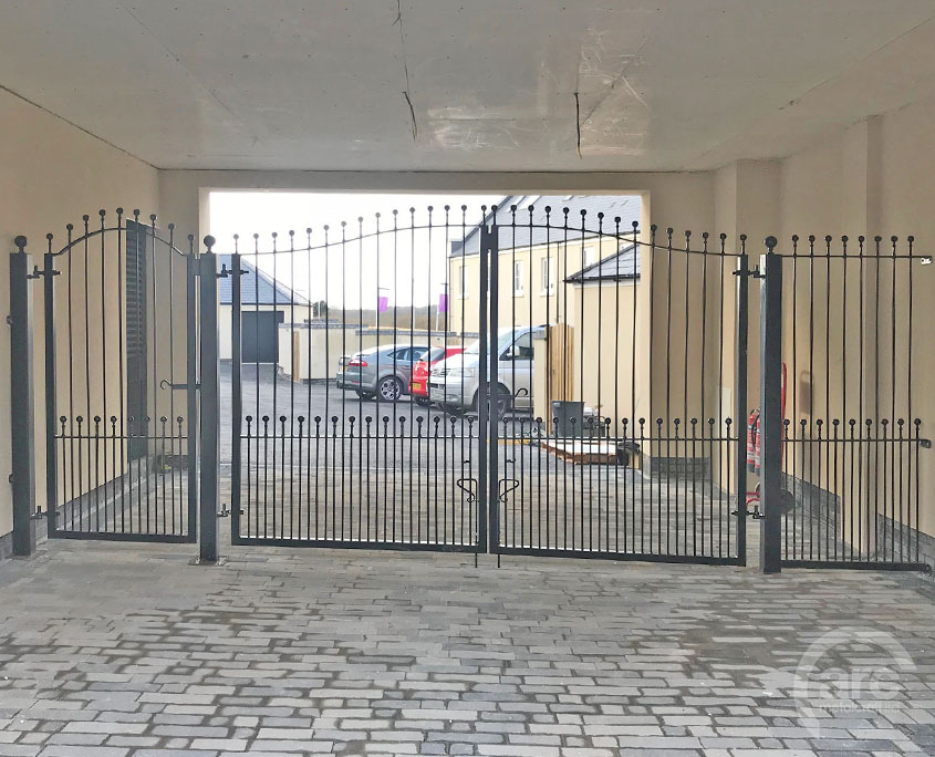 Gate for Carpark