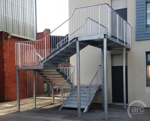 Staircase outdoor