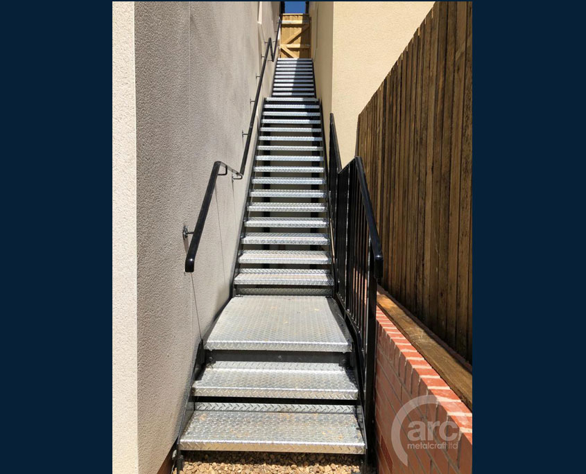 New External Staircase